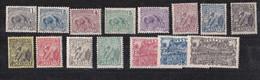 ⭐ Guyane Y.T N° 49 à 65**  Sauf Le 53 Et 61 Neuf Sans Charnière⭐ - Unused Stamps