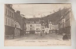 CPA PONT AUDEMER (Eure) - Place Vallemont - Pont Audemer