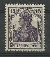 Deutsches Reich 101 B **, Geprüft Infla - Unused Stamps