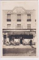 77 DAMMARIE Les LYS Maison Alfred Marlin ,façade Terrasse Café Restaurant - Dammarie Les Lys