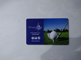 USA Hotel Key,  Shula's Athletic Club (1pcs) - Cartas De Hotels