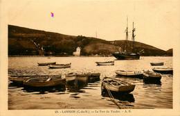 Lannion * Le Port Du Yaudet * Voilier Goélette - Lannion