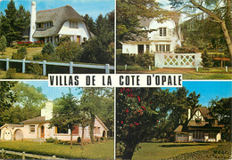 Les Jolies Villas Du Touquet 13(scan Recto-verso) MD2584 - Other Municipalities