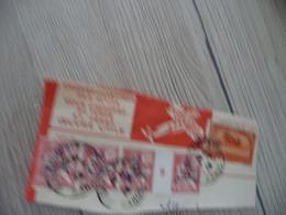 Maroc Colonies Françaises Sur Fragment Bande De 4 Dont Millésime 9 TP N° 29 + 1 TP PA - Used Stamps
