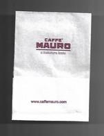 Tovagliolino Da Caffè - Caffè Mauro - Company Logo Napkins