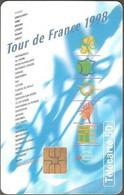 France - 1998 - 06/98 - F895A - Tour De France 98 - Used - CN: B85488003 / 281256716 - Look Scans - Deportes