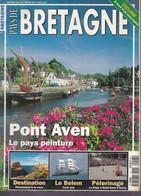 PAYS De BRETAGNE N°6: PONT-AVEN, Ploumanac'h, Le BELEM, Saint-Anne D'Auray, Le Sommaire Est Scanné. - Turismo Y Regiones