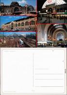Ansichtskarte Seevorstadt-Dresden Hauptbahnhof 2000 - Dresden