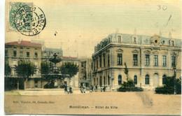 -26 - DROME. - MONTELIMAR -  Hotel. De Ville - Montelimar