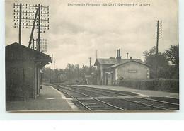 Environs De Périgueux - LA CAVE - La Gare - Andere Gemeenten