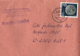 ! 1990 70 Pfg. Drucksache Aus Richtenberg - Cartas