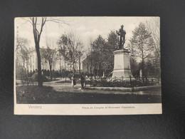A 4130 - Verviers Place Du Congrès Et Mini Vieuxtemps - Verviers