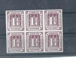 Hamburg - Neudruck - Reprint - Hambourg