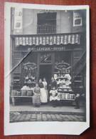 Angers - Epicerie - Comestibles Du 39 Rue Jules Guitton - Hubert Successeur De La Maison Leveque-Duvert - Carte Photo - Angers