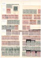 DALMAZIA-VENEZIA GIULIA-VENEZIA TRIDENTINA-TRENTO E TRIESTE  /   GRANDE LOTTO USATI/NUOVI DEL PERIODO - Andere