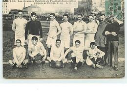 Les Grandes Equipes De Football Associations - L'Equipe De Paris - CM N°405 - Fútbol