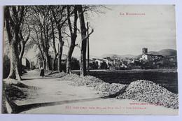 Neffiac Près De Millas - Vue Générale - 1917 - Altri Comuni