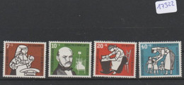 BRD    Posten/Lot    Postfrisch **   MiNr. 243-246 - Sin Clasificación