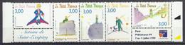 Francia/France/Frankreich 1998 Philexfrance Il Piccolo Principe / Der Kleine Prinz / Le Petit Prince - Unused Stamps
