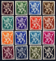 1944 - Nr 674-689 ** - Unused Stamps