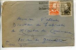 Lussemburgo (1939) - Busta Per La Francia - Covers & Documents