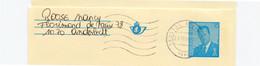 1995 Kaart Albert 16Fr - Brussel 8 Bruxelles 10!0 - Dunne Lijnen - Cartes Postales [1951-..]