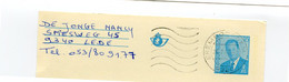 1995 Kaart Albert 16Fr - EREMBODEGEM 9320 - Cartes Postales [1951-..]