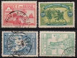 BRESIL 1900 O - Oblitérés
