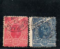 BRESIL 1905 O - Oblitérés