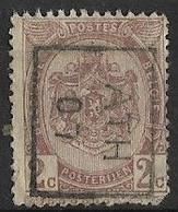 ATH 1907  Nr. 907Bzz Hoekje Rechtsonder - Roulettes 1900-09