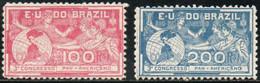 BRESIL 1906 * - Neufs