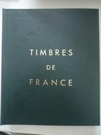 Album Yvert & Tellier - Timbres De France Volume II +  Plus 325 Timbres Oblitérés - Raccoglitori Con Fogli D'album
