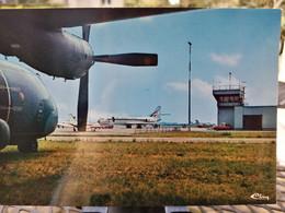 AÉRODROME AIRPORT DOLE TAVAUX 39 - Aeródromos
