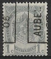 Aubel 19054  Nr. 652Azz - Roulettes 1900-09