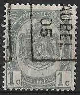 Aubel 19054  Nr. 652Bzz - Roulettes 1900-09