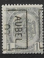 Aubel 1907  Nr. 854Bzz - Roulettes 1900-09