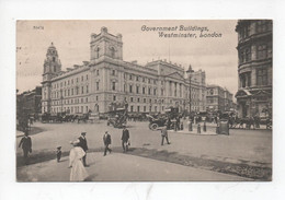 Government  Buildings ,  Westminster    ,   London   -   Used - Autres