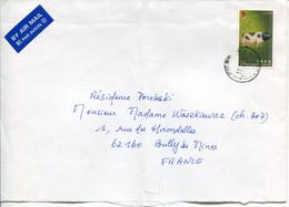 Hong Kong (2007) - Frontespizio Per La Francia - Cartas