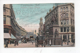 Holborn  Circus     ,   London   -   Posted  1906 - Autres