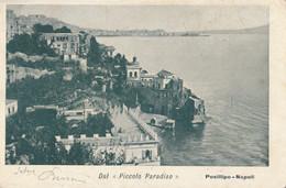 CARTOLINA VIAGGIATA POSILLIPO NAPOLI  (ZY1016 - Napoli (Naples)