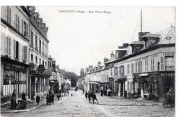 LIANCOURT (Oise)  -  Rue Victor Hugo - Liancourt