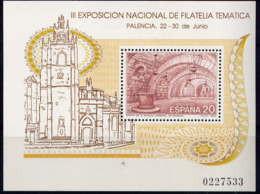 ESPAGNE - 2686** - EXPOSITION PHILATELIQUE DE PALENCIA - 1981-90 Ungebraucht