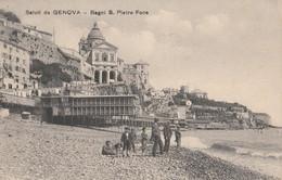 CARTOLINA VIAGGIATA GENOVA BAGNI S.PIETRO LA FOCE  (ZY1242 - Genova