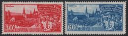 Russia / Sowjetunion 1948 - Mi-Nr. 1212-1213 ** - MNH - Tag Der Arbeit - Unused Stamps