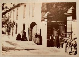 223/CPE - 30 Gard - Villevieille - Boulevard De L'Aube Près Du Porche De L'horloge - Bourse Exposition 1985 - N°176 - Non Classés