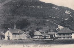 AILLON LE JEUNE - LES BAUGES - SAVOIE - (73) - CPA 1933. - Autres Communes
