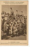 CPA ,Niger , Expédition Citroen , La Croisière Noire - Guerrier Djermas En Costume De Parade ,Ed. Haardt Audouin .... - Niger
