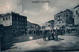 20 / SARTENE / PLACE PORTA / PLAN RARE / MARTELLA EDIT - Sartene