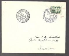Postmuseum 1952 Eeuwfeest Rijkstelegraaf > Leidschendam Pr. Beatrixlaan 28 (FB-6) - Covers & Documents