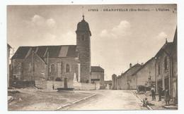 GRANDVELLE - Léglise - Andere Gemeenten